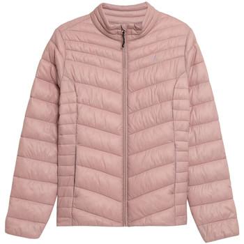 textil Dame Dynejakker 4F Women's Jacket Pink