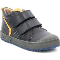 Sko Børn Høje sneakers Aster Chaussures enfant  Biboc bleu marine