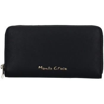 Tasker Dame Tegnebøger Manila Grace D227EU BLACK