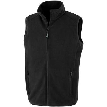 textil Herre Veste / Cardigans Result Genuine Recycled R904X Black