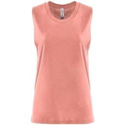 textil Dame Toppe / T-shirts uden ærmer Next Level NX5013 Desert Pink