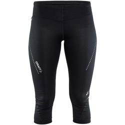 textil Dame Halvlange bukser Craft CT60F Black