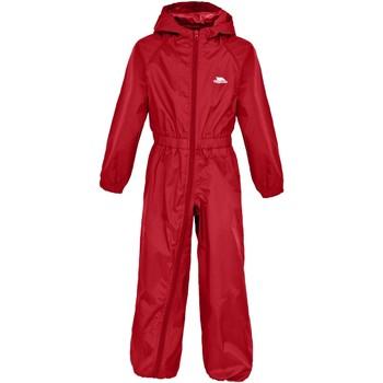 textil Børn Buksedragter / Overalls Trespass  Red