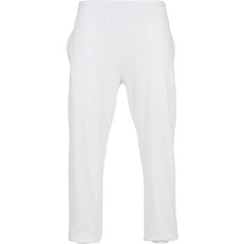 textil Bukser Build Your Brand BB002 White