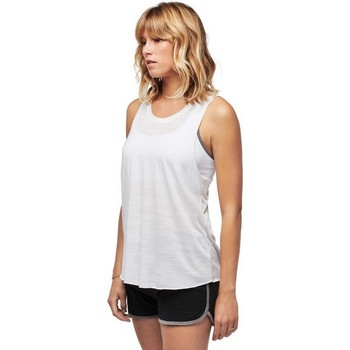 textil Dame Toppe / T-shirts uden ærmer Proact PA4009 White