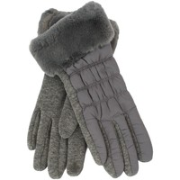 Accessories Dame Handsker Eastern Counties Leather  Grey