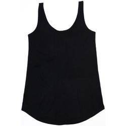 textil Dame Toppe / T-shirts uden ærmer Mantis M92 Black