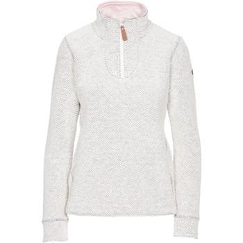 textil Dame Fleecetrøjer Trespass  Off White