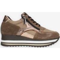 Sko Dame Lave sneakers Comart 1A4018PM Brun