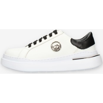 Sko Dame Lave sneakers Byblos Blu BB040 Hvid