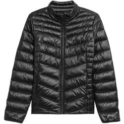 textil Dame Dynejakker 4F KUDP002 Sort