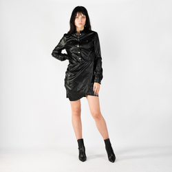 textil Dame Korte kjoler Pinko  Sort