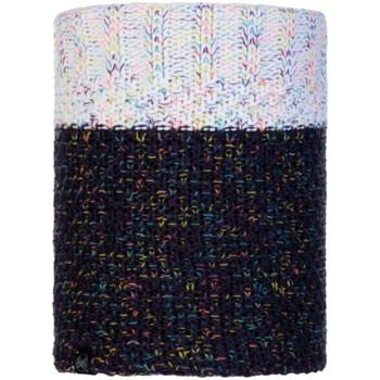 Accessories Halstørklæder Buff Janna Knitted Fleece Neckwamer Blå