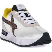 Sko Dame Lave sneakers W6yz 0N01 KIS W Bianco