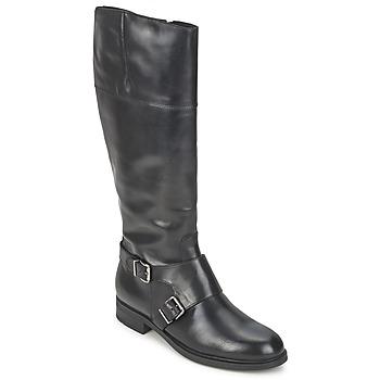 Sko Dame Chikke støvler Carvela WAX Sort