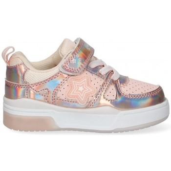 Sko Pige Lave sneakers Bubble 60070 Pink