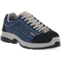 Sko Herre Lave sneakers Grisport MONZA S1 P SRC Blu