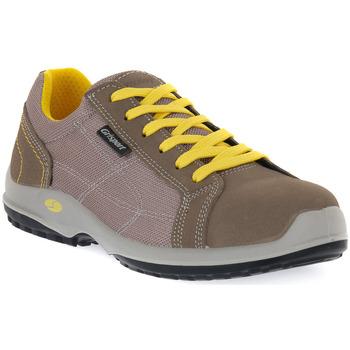 Sko Herre Lave sneakers Grisport ELBA S1 P SRC Beige