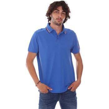 textil Herre Polo-t-shirts m. korte ærmer Invicta 4452241/U Blå