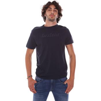 textil Herre T-shirts m. korte ærmer Invicta 4451244/U Blå