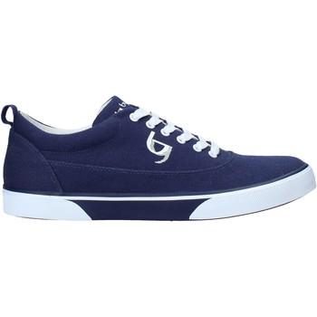 Sko Herre Sneakers Byblos Blu 2MA0006 LE9999 Blå