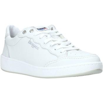Sko Dame Lave sneakers Blauer F1OLYMPIA01/LEA hvid