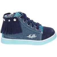 Sko Børn Sneakers Lulu LX070033T Blå