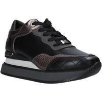 Sko Dame Lave sneakers Apepazza F1MIDHIGH07/LEA Sort