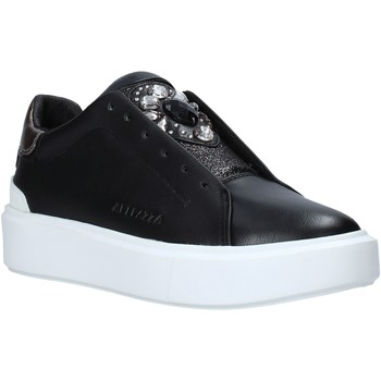 Sko Dame Lave sneakers Apepazza F1PIMP05/LEA Sort