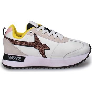 Sko Dame Lave sneakers W6yz 2016094 05 Sort