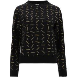 textil Dame Sweatshirts Freddy F1WFTS7C Sort
