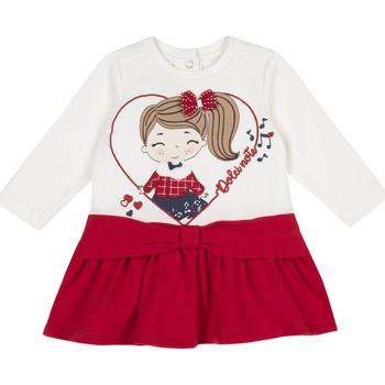 textil Pige Korte kjoler Chicco 09003962000000 Rød