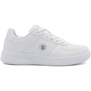 Sko Dame Lave sneakers Lumberjack SW70411 004 S01 hvid
