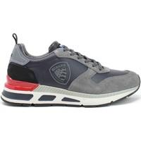 Sko Herre Lave sneakers Blauer F1HILO03/LES Grå