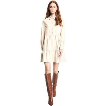 textil Dame Korte kjoler Gaudi 121BD18002 Beige