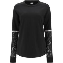 textil Dame Sweatshirts Freddy F1WSDS3 Sort