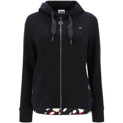 textil Dame Sweatshirts Freddy F1WSLS2 Sort