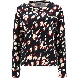 textil Dame Sweatshirts Freddy F1WSLS6C Sort