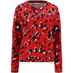 textil Dame Sweatshirts Freddy F1WSLS6C Rød