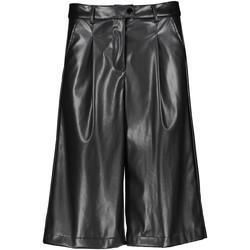 textil Dame Shorts Gaudi 121FD28003 Sort