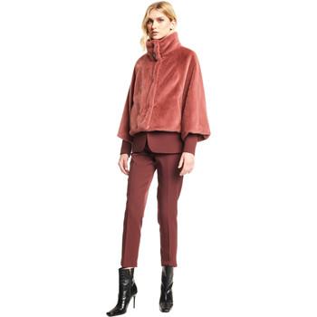 textil Dame Jakker Gaudi 121FD39004 Rød