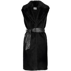 textil Dame Jakker Gaudi 121FD39010 Sort