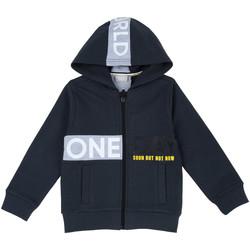 textil Børn Sweatshirts Chicco 09009746000000 Blå
