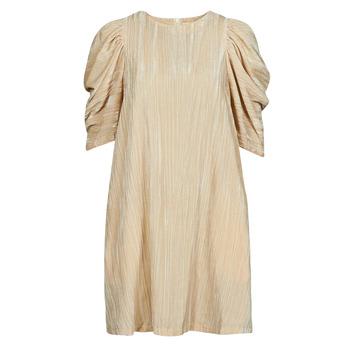 textil Dame Korte kjoler Moony Mood  Beige