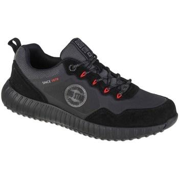 Sko Herre Lave sneakers Big Star II174248 Grafit