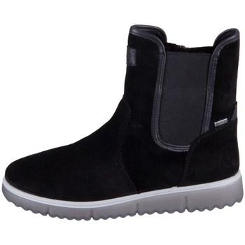 Sko Børn Høje sneakers Superfit Lora Sort