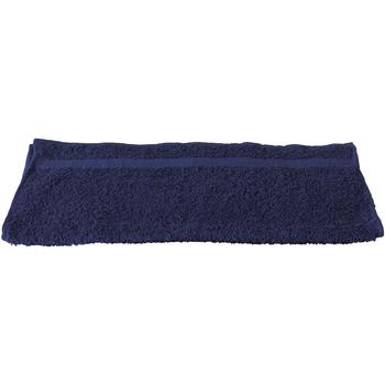 Indretning Håndklæde og badehandske Towel City RW1575 Navy
