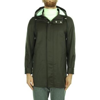 textil Herre Vindjakker Mackintosh MARGIE GMH-1020 TC03 Green