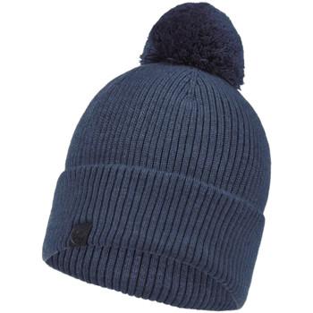 Accessories Huer Buff Tim Merino Hat Beanie Blå