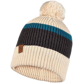 Accessories Huer Buff Elon Knitted Hat Hvid